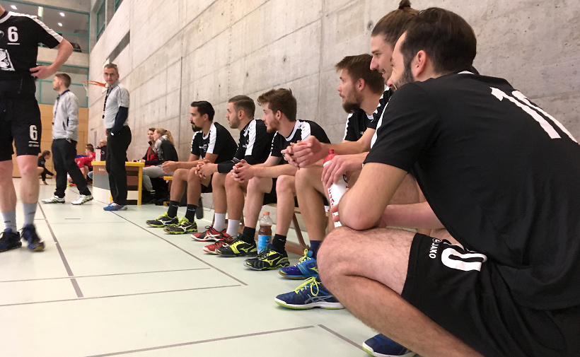 Herren 1 vs. SV Volley Wyna 1