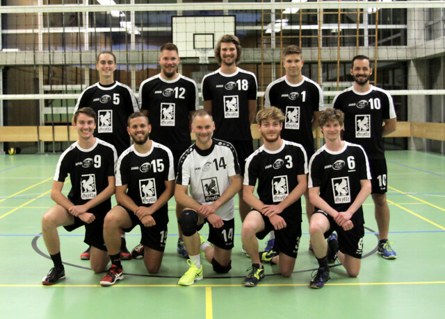 Herren 1 vs. Volley Smash 05 2 Laufenb.-K.