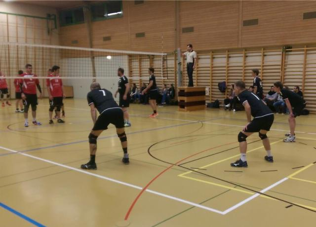 Regio Volleyteam 2 vs. Herren 2