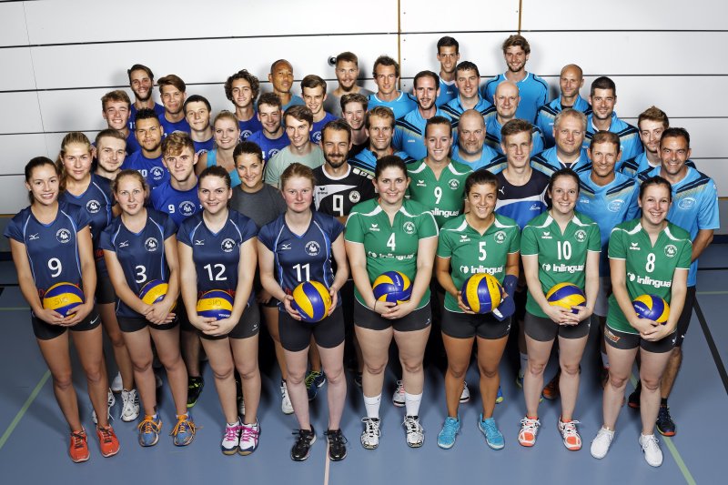 2016 Volleyballriege