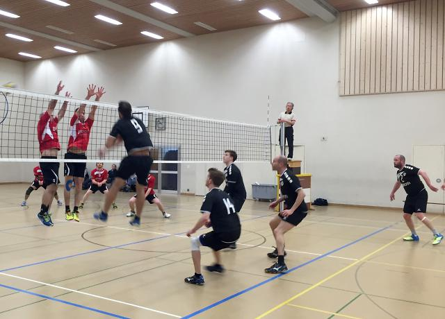 Regio Volleyteam vs. Herren 2