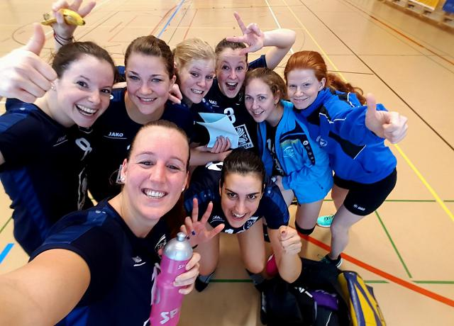 Regio Volleyteam vs. Damen 1