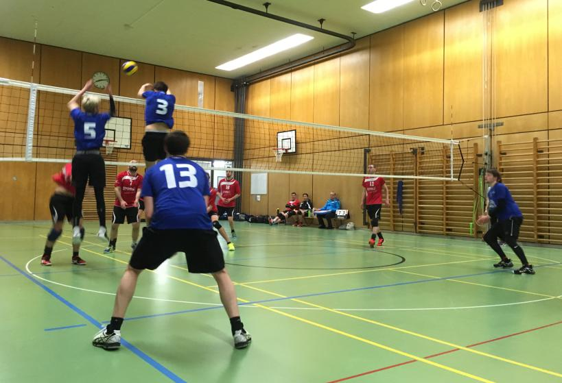 Herren 3 vs. Regio Volleyteam 2
