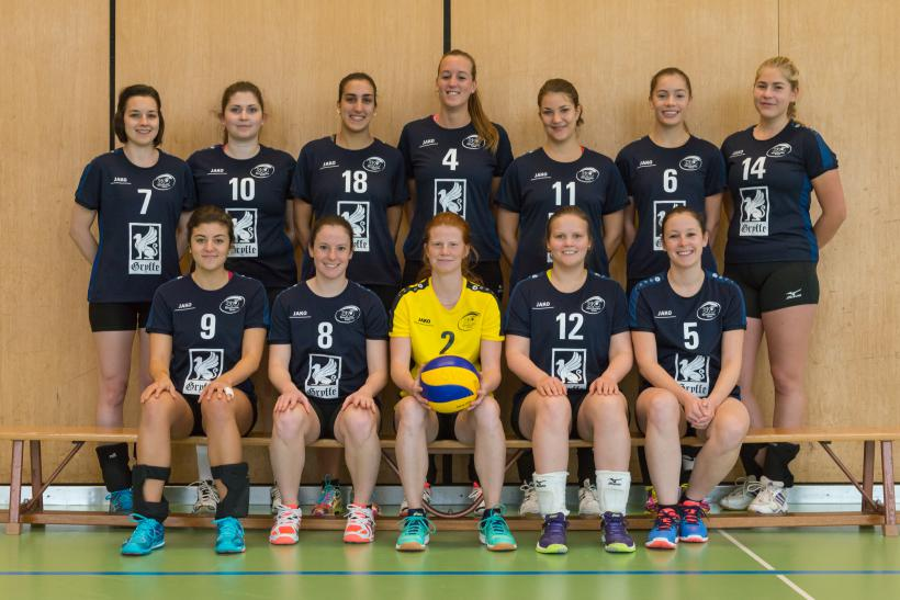 Damen 1 vs. Volley Solothurn 2
